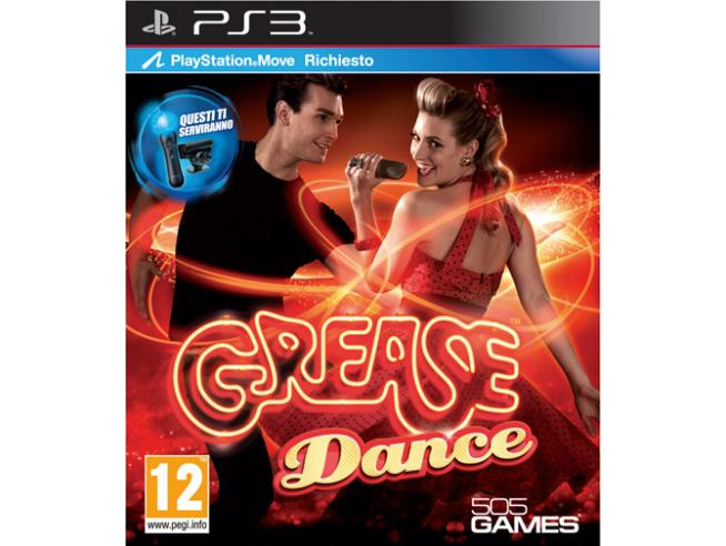 GREASE PARTY GAME - PLAYSTATION 3