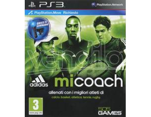 ADIDAS MI-COACH SPORTIVO - PLAYSTATION 3
