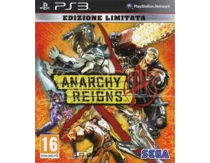 ANARCHY REIGNS AZIONE AVVENTURA - PLAYSTATION 3