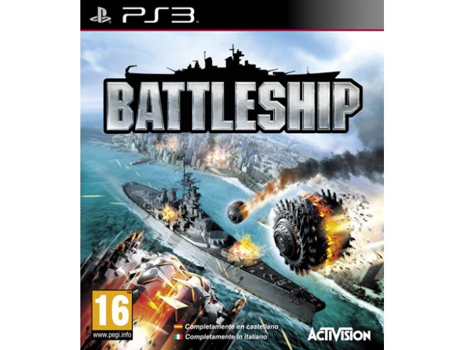 BATTLESHIP SPARATUTTO - PLAYSTATION 3
