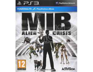 MEN IN BLACK: ALIEN CRISIS AZIONE - PLAYSTATION 3