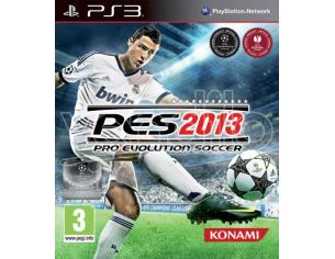 PRO EVOLUTION SOCCER 2013 SPORTIVO - PLAYSTATION 3