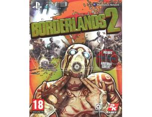 BORDERLANDS 2 (UK) SPARATUTTO - PLAYSTATION 3