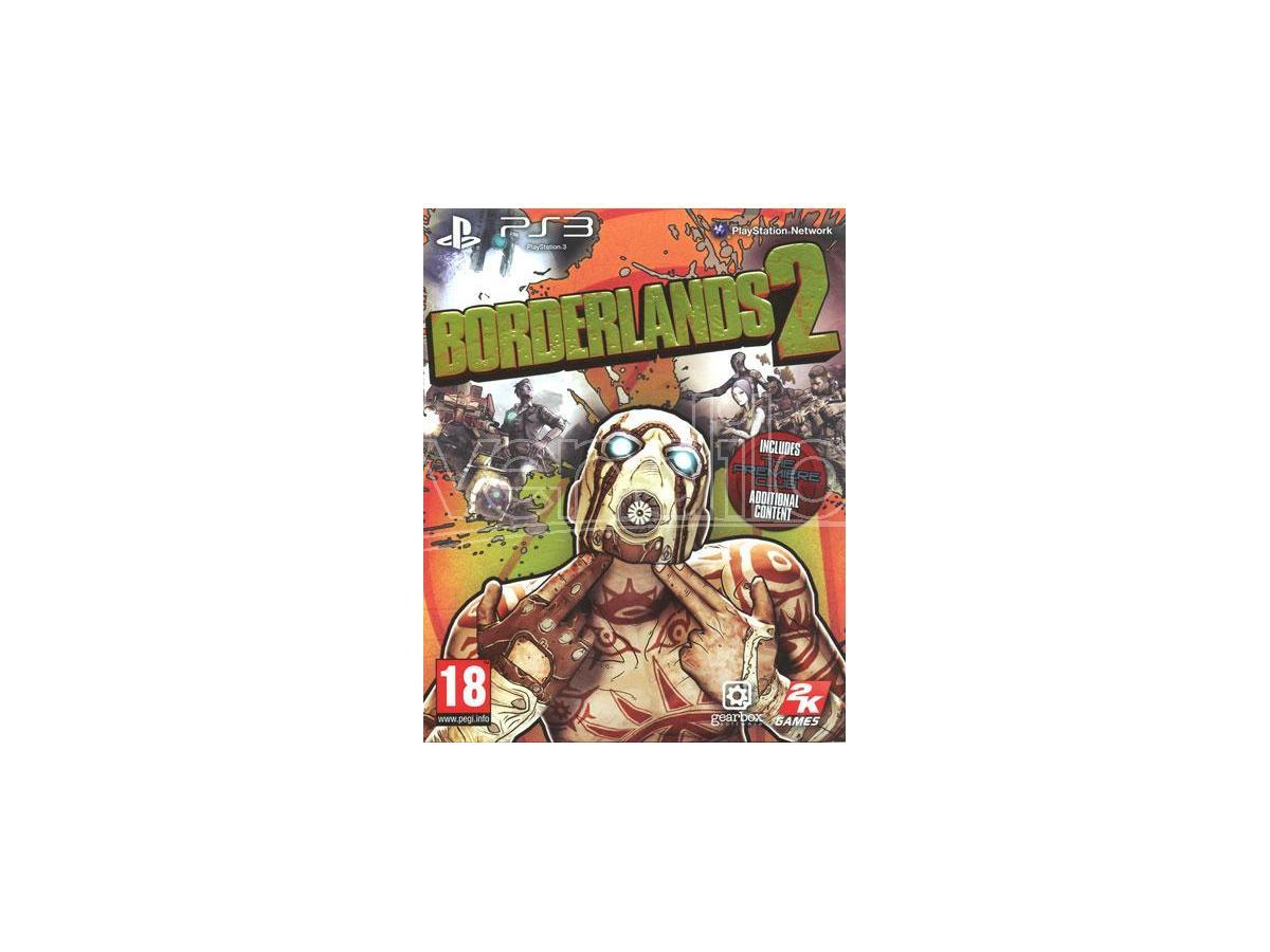 BORDERLANDS 2 (UK) SPARATUTTO - PLAYSTATION 3