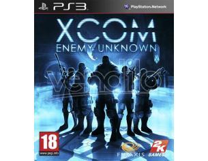 XCOM: ENEMY UNKNOWN STRATEGICO - PLAYSTATION 3