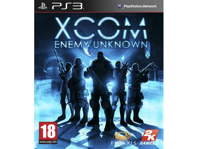 XCOM: ENEMY UNKNOWN STRATEGICO - PLAYSTATION 3