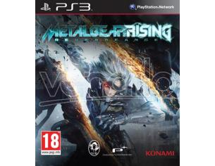 Metallo Gear Rising Revengeance Azione - Playstation 3