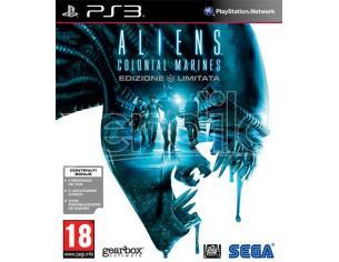 Aliens: Colonial Marines Edizione Limitata Sparatutto - Playstation 3