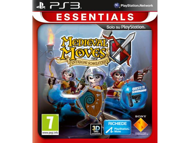 ESSENTIALS MEDIEVAL MOVES AZIONE - PLAYSTATION 3