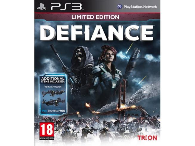DEFIANCE LIMITED ED (DAYONE EDITION) SPARATUTTO - PLAYSTATION 3