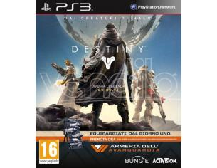 DESTINY VANGUARD EDITION SPARATUTTO - PLAYSTATION 3