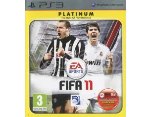 FIFA 11 PLT SPORTIVO - PLAYSTATION 3
