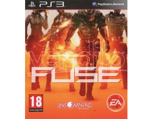 FUSE SPARATUTTO - PLAYSTATION 3