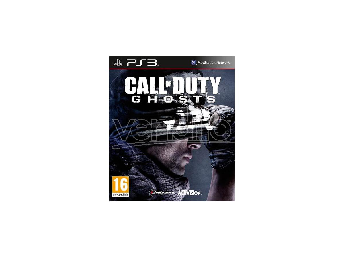 CALL OF DUTY GHOSTS SPARATUTTO - PLAYSTATION 3