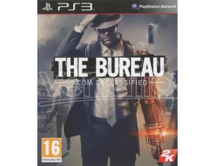 THE BUREAU: XCOM DECLASSIFIED SPARATUTTO - PLAYSTATION 3