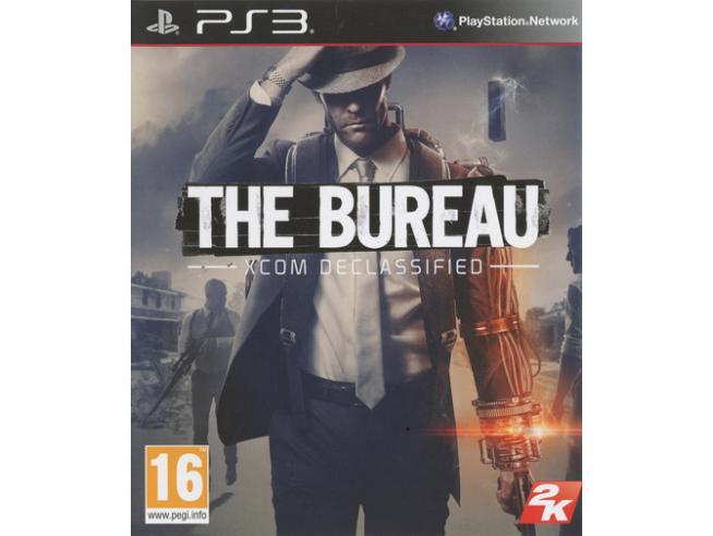 The bureau xcom declassified sparatutto playstation 3 for Bureau xcom declassified trainer