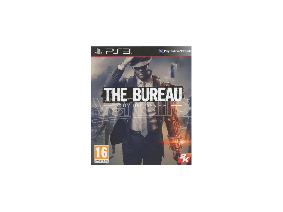 THE BUREAU: XCOM DECLASSIFIED SPARATUTTO - PLAYSTATION 3