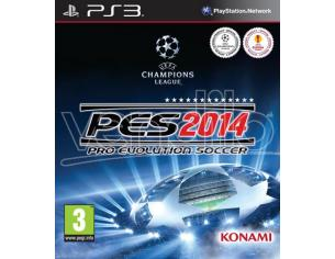PRO EVOLUTION SOCCER 2014 SPORTIVO - PLAYSTATION 3