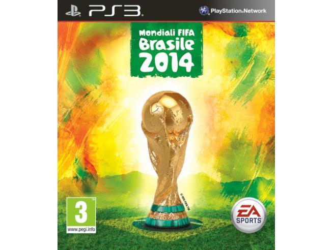 MONDIALI FIFA BRASILE 2014 SPORTIVO - PLAYSTATION 3