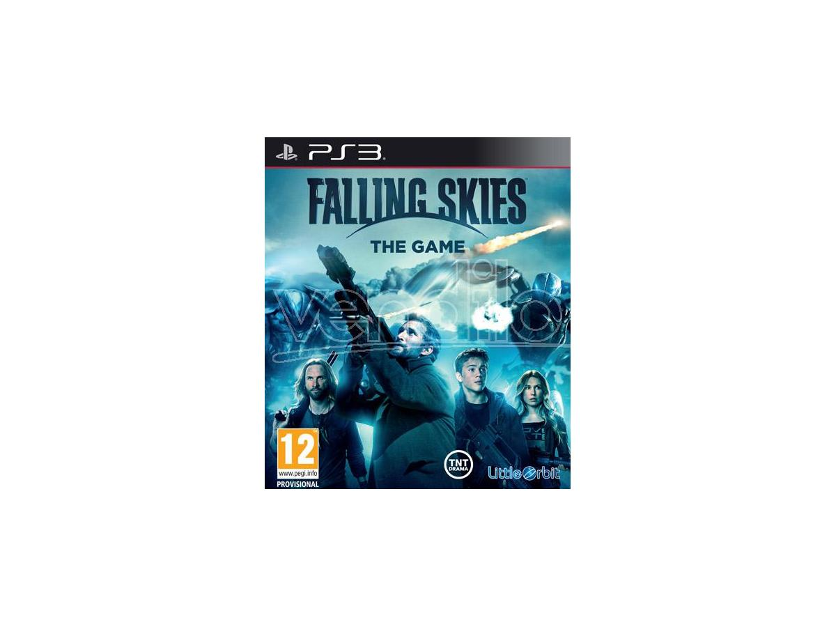 FALLING SKIES: THE VIDEOGAME AZIONE AVVENTURA - PLAYSTATION 3
