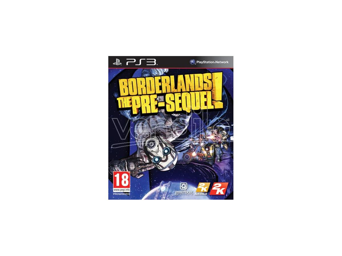 BORDERLANDS THE PRE-SEQUEL! SPARATUTTO - PLAYSTATION 3
