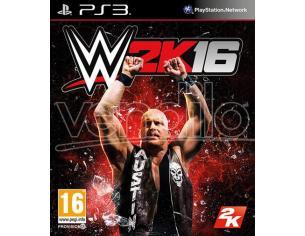 WWE 2K16 SPORTIVO - PLAYSTATION 3