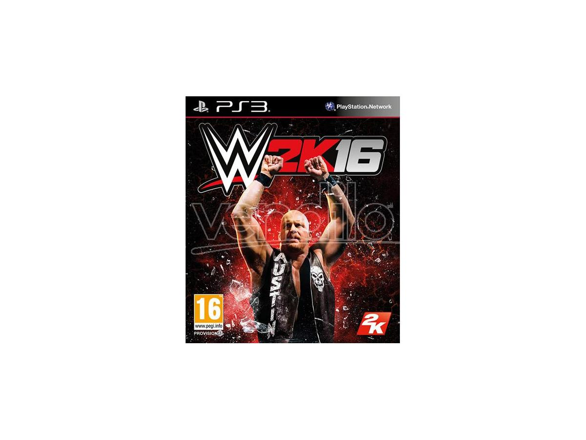 WWE 2K16 SPORTIVO - PLAYSTATION 3