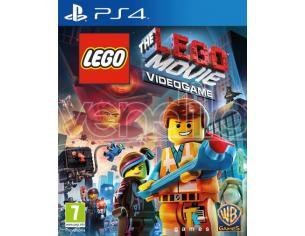 LEGO MOVIE VIDEOGAME AZIONE AVVENTURA - PLAYSTATION 4