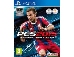 PRO EVOLUTION SOCCER 2015 DAY ONE ED. SPORTIVO - PLAYSTATION 4