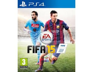 FIFA 15 SPORTIVO - PLAYSTATION 4