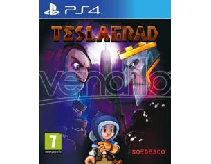 TESLAGRAD PLATFORM - PLAYSTATION 4