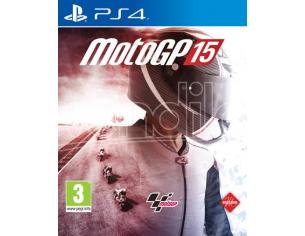 MOTO GP 15 GUIDA/RACING - PLAYSTATION 4