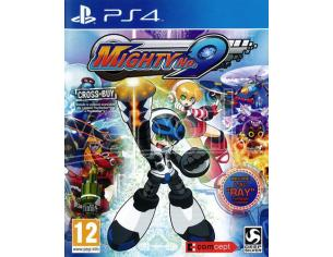 MIGHTY NO.9 DAY 1 EDITION PLATFORM - PLAYSTATION 4