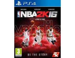 NBA 2K16 SPORTIVO - PLAYSTATION 4