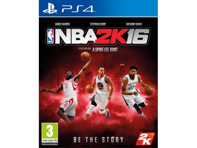 NBA 2K16 SPORTIVO - PLAYSTATION 4
