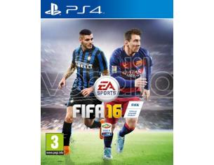 FIFA 16 SPORTIVO - PLAYSTATION 4