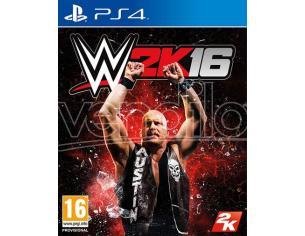WWE 2K16 SPORTIVO - PLAYSTATION 4