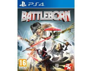 BATTLEBORN D1 EDITION SPARATUTTO - PLAYSTATION 4