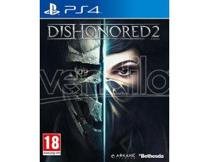 DISHONORED 2 AZIONE - PLAYSTATION 4