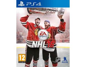 NHL 16 SPORTIVO - PLAYSTATION 4