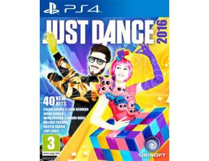 JUST DANCE 2016 SOCIAL GAMES - PLAYSTATION 4