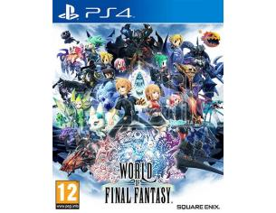 WORLD OF FINAL FANTASY GIOCO DI RUOLO (RPG) - PLAYSTATION 4