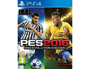 PRO EVOLUTION SOCCER 2016 SPORTIVO - PLAYSTATION 4