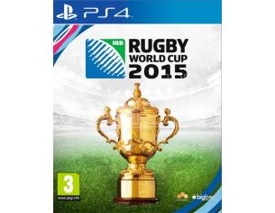 RUGBY WORLD CUP 2015 SPORTIVO - PLAYSTATION 4