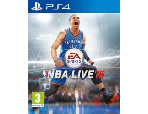 NBA LIVE 16 SPORTIVO - PLAYSTATION 4