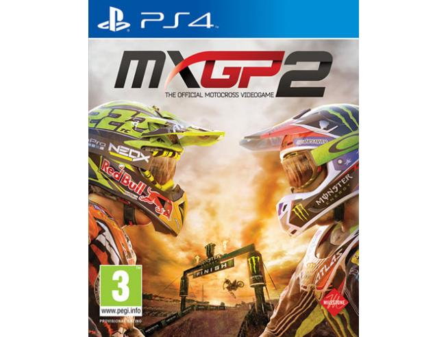 MXGP2: THE OFFICIAL MOTOCROSS VIDEOGAME GUIDA/RACING - PLAYSTATION 4