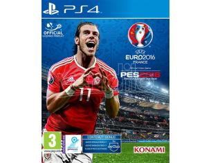 UEFA EURO 2016 SPORTIVO - PLAYSTATION 4