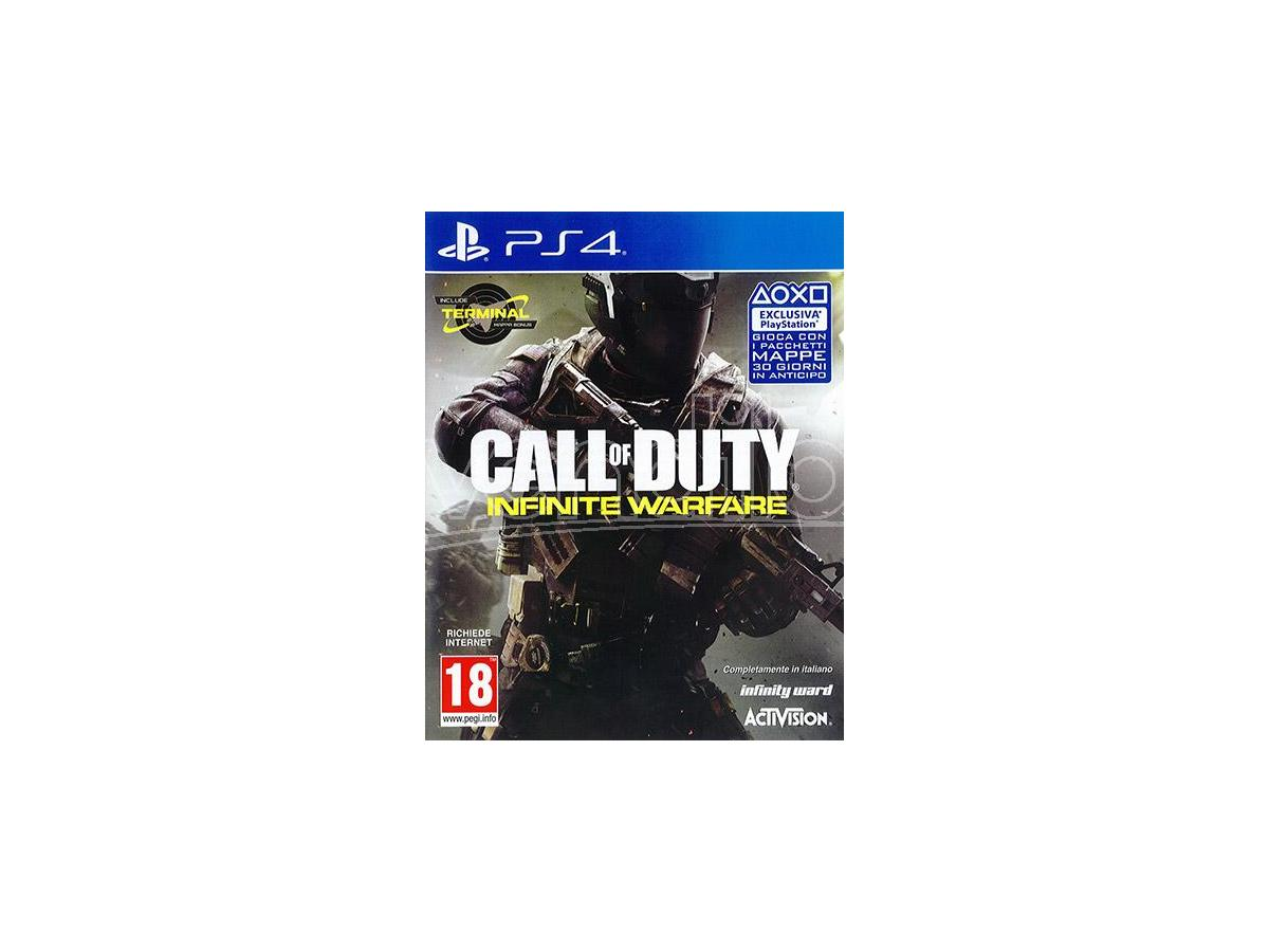 CALL OF DUTY INFINITE WARFARE SPARATUTTO - PLAYSTATION 4