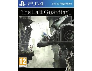 THE LAST GUARDIAN AZIONE AVVENTURA - PLAYSTATION 4