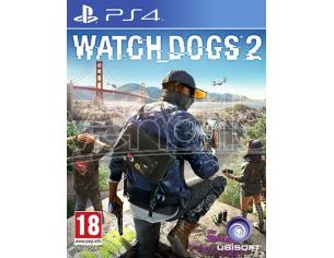 WATCH DOGS 2 AZIONE AVVENTURA - PLAYSTATION 4